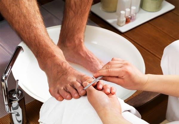 Manicure y Pedicure Para Hombres Spa Profesional CDMX y Querétaro
