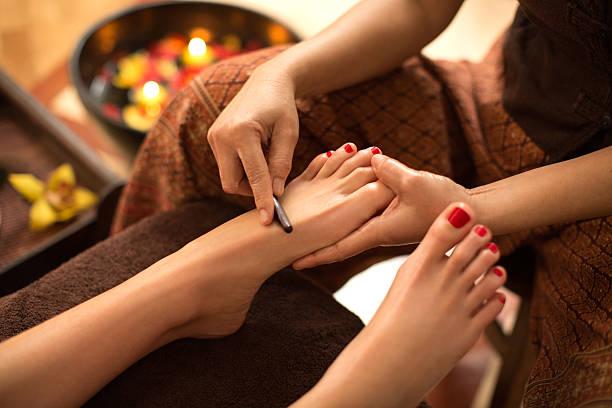 mejor spa en queretaro-pedicure spa