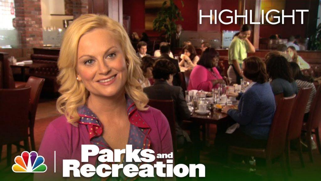 Día de los solteros- qué es el día de Galentine- Parks and recreation