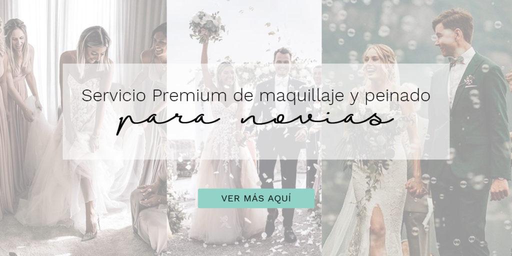 peinado y maquillaje para novia profesional CDMX y Querétaro