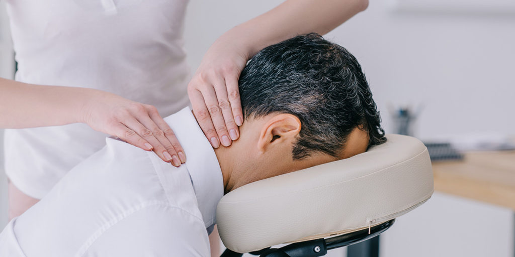 Servicio de masajes para empresas CDMX
