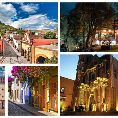 Plan Para Vivir Un Fin de Semana en Querétaro Completo