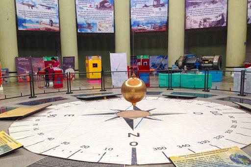 Qué hacer en Querétaro con niños- museo del péndulo