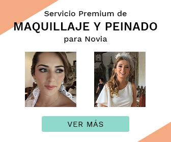 maquillaje para novias CDMX y Querétaro