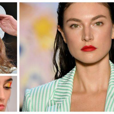 Tendencias de Maquillaje 2020 para Primavera en Pasarelas