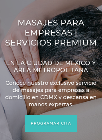 masajes para empresas cdmx