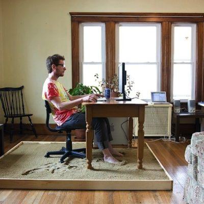 10 Soluciones Para el Estrés Por Trabajo en Casa