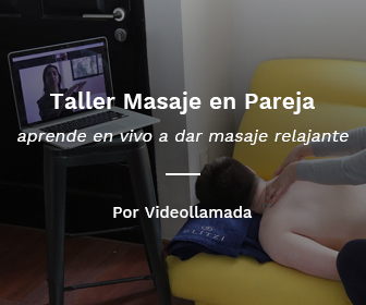 taller de masaje en pareja