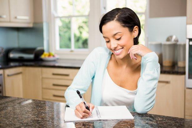 -Cómo relajarse en casa-Crea una lista de cosas que te hagan feliz y tranquilo