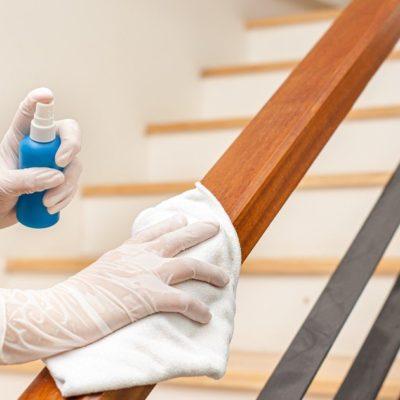 Cómo Limpiar la Casa para Mantenerla Libre de Virus COVID-19