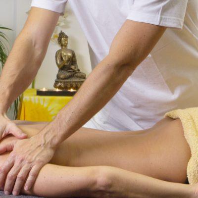 Cómo un buen masaje ayuda a controlar el estrés y la ansiedad
