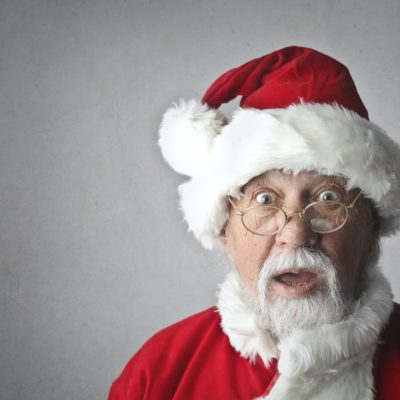 Carta a Santa Claus de un colaborador