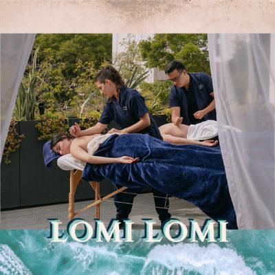 Masaje Lomi Lomi, una tradición hawaiana