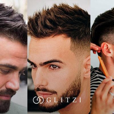 Estilos de corte de pelo para hombre con entradas