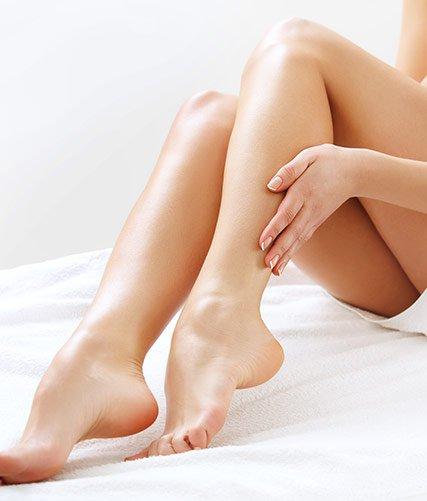 depilacion de piernas con cera